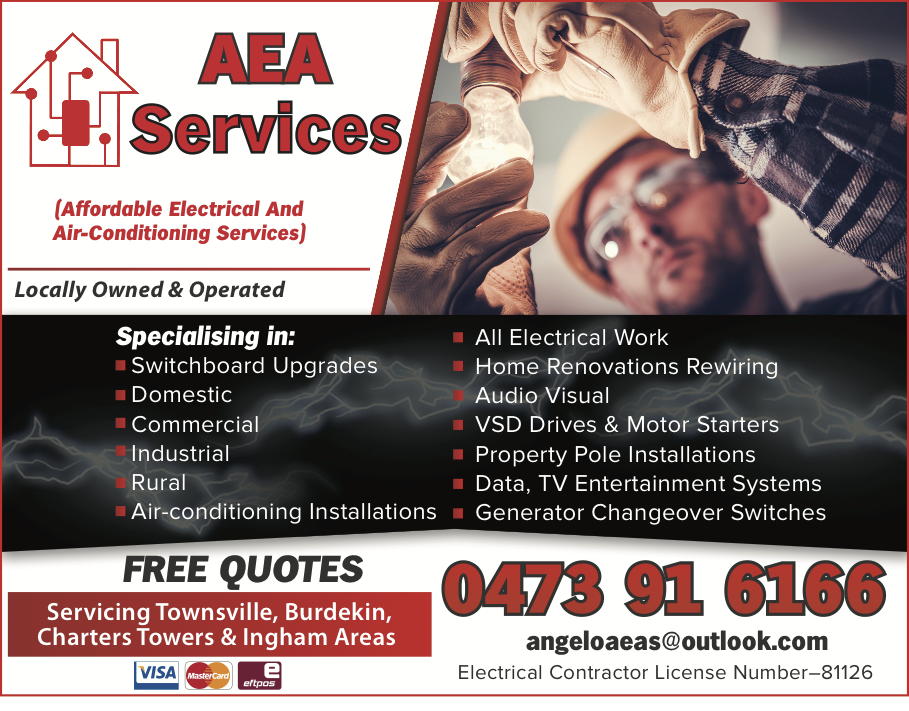AEA SERVICES AFFORDABLE ELECTRICAL AND AIR CONDITIONING