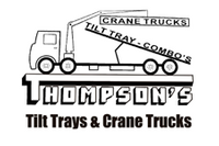 Thompsons Tilt Trays & Crane Trucks